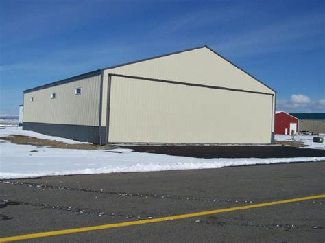 Hangar Shed by Pole Building Hangar Pictures