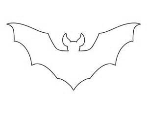 template for bats best 25 bat template ideas on