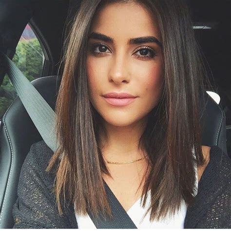 pictures of below shoulder length hair 1000 ideas about hair cut on pinterest short hair
