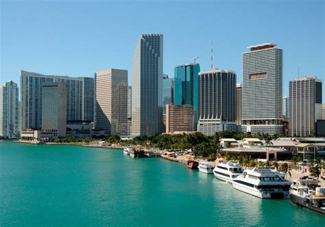 Dollar Rent A Car Port Of Miami by Rent A Car And Visit Downtown The Of Miami