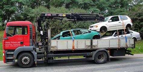 Auto Verschrotten Verwertungsnachweis by Autoentsorgung Verschrottung Heinz Tr 246 Sch Ag