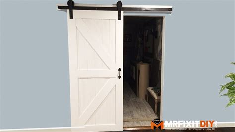 diy sliding barn door diy sliding barn door