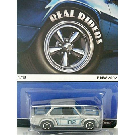 wheels real riders bmw 2002 global diecast direct