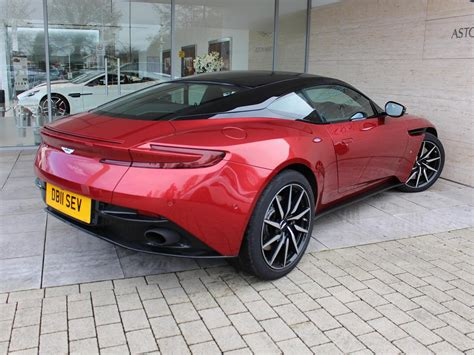 aston martin used used 2016 aston martin db11 v12 for sale in kent pistonheads