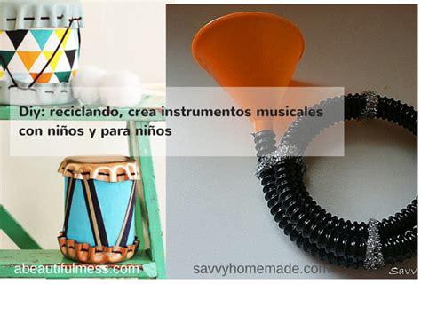trompeta de reciclaje instrumentos musicales con material reciclado youtube