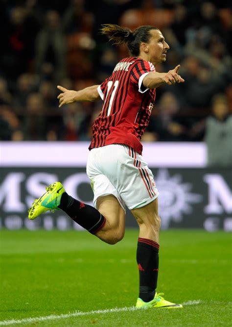 Ac Milan Zlatan Ibrahimovic ac milan footytubecom zlatan ibrahimovic in ac