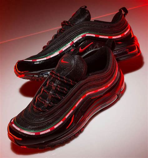 Nike Undefeated undefeated nike air max 97 apparel release info sneakernews