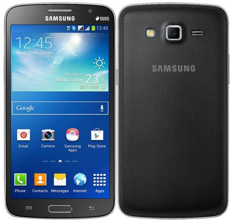 samsung galaxy grand 2 black samsung galaxy grand 2 now available in india