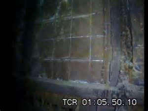 Titanic e footage shot quot july 4 5 2005 quot d deck part 3