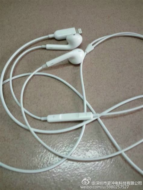 iphone 7 headphones reveals what apple s iphone 7 headphones may look like bgr