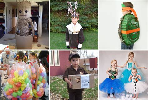Diy Halloween Costume Ideas For Kids Urbanmoms Diy Halloween Outfits For Toddlers