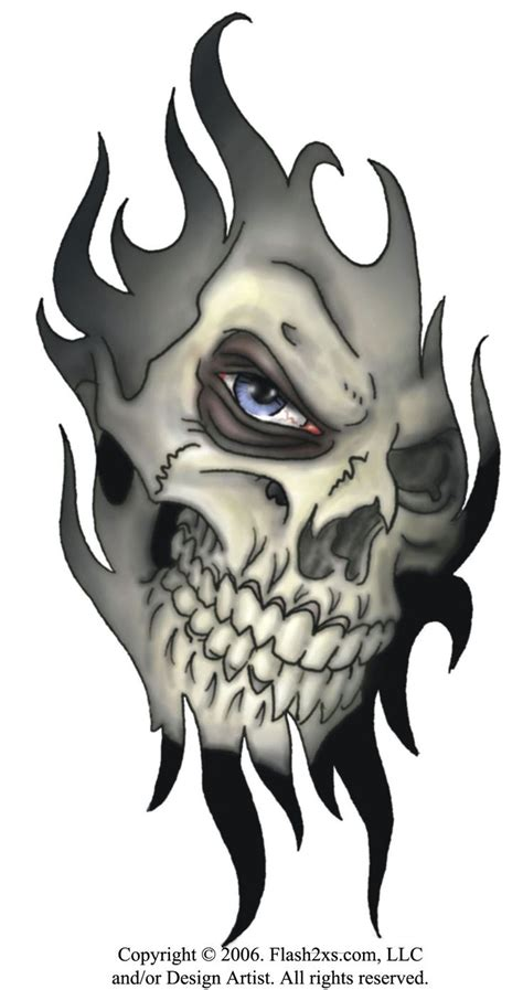 create a tattoo design free online free skull designs announces tribal