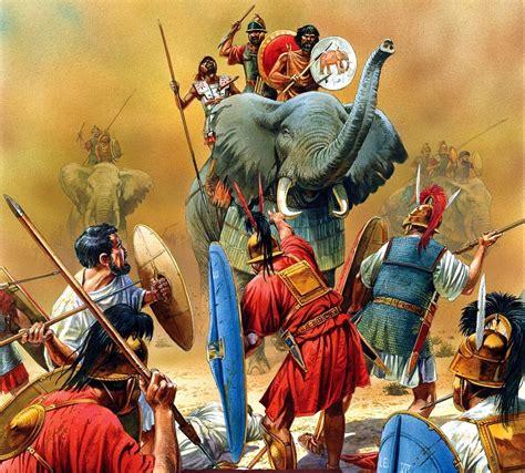 Devon Wargames Group Punic Wars Warm Up