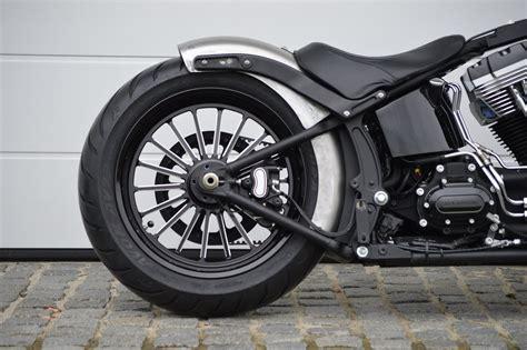 Harley Davidson Softail Tieferlegung by Neuheit Mechanische Softail Tieferlegung S 1