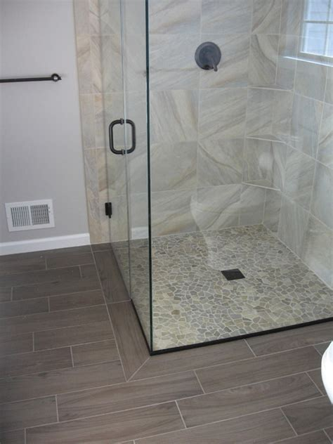 Master Bathroom Decor Ideas Annapolis Bathroom With Seamless Shower