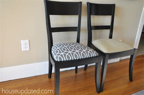 recovering dining room chair seats recovering dining chairs dwell studio porte