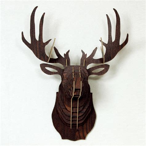 deer head home decor crafts decorative deer