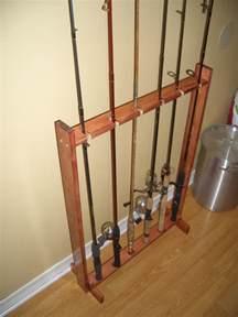 wood rod holder plans diy free tableplanscom
