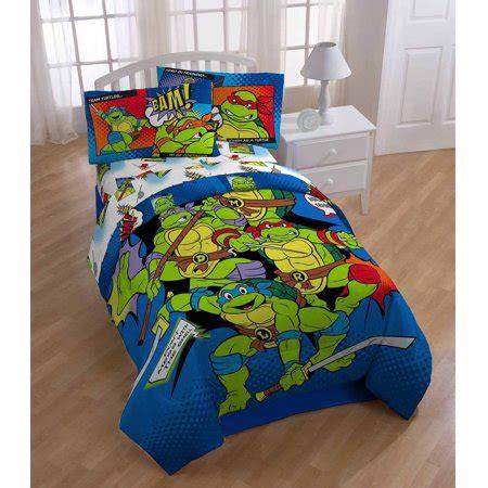 Tmnt Bedding by Mutant Turtles Bam Kapow Comforter