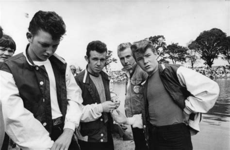 1950s Greaser Boys | vintage fashion fashion that made history