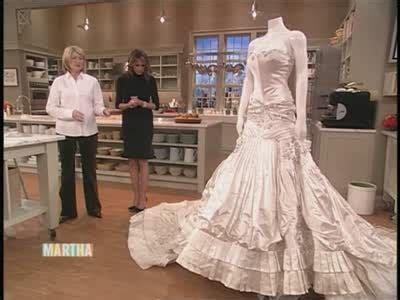 Video: The Trump's Wedding Day   Martha Stewart