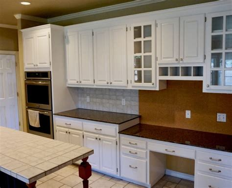 kitchen cabinet painting contractors white kitchen cabinet painting with blue accent island