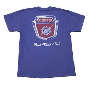 Ford T Shirt F Offs T Shirt Limited Edition Ford Blue 171 New