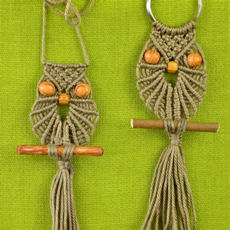 Macrame projects / slideshow
