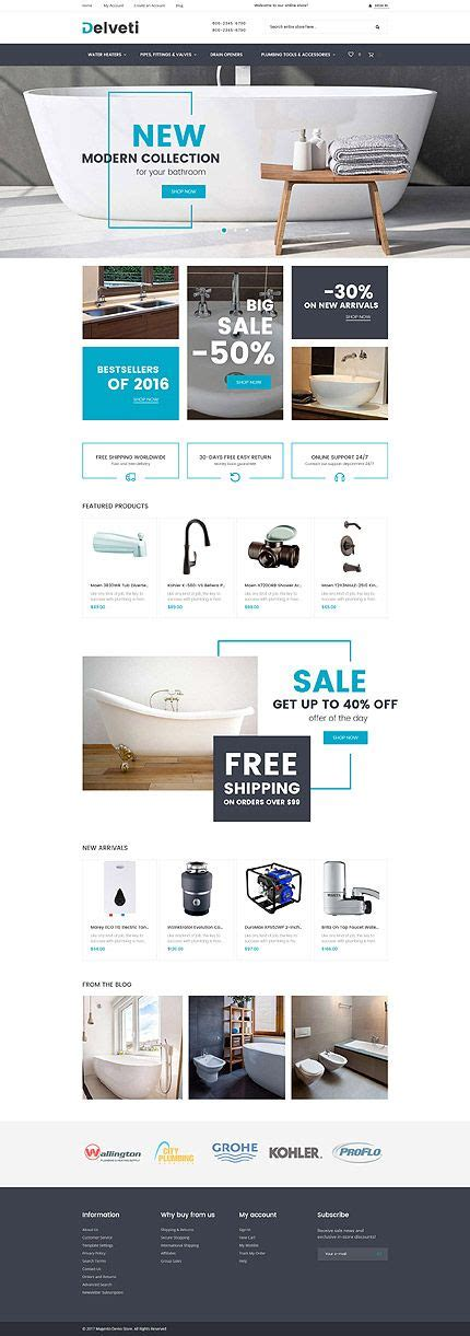 magento layout xml set template bathroom supplies online store magento template themes
