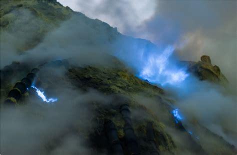 Ijen Plateau Blue Fire   IJEN CRATER, IJEN BLUE FIRE, IJEN