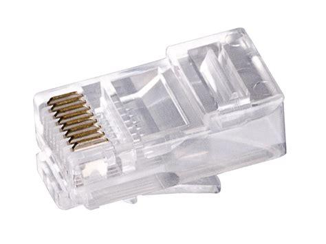 Murah Conector Rj 45 Konektor Rj 45 conector mymax mgpl rj45 cat6 utp 8p8c embalagem 100 aldo componentes eletr 244 nicos