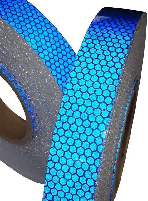 light blue vinyl tape new high intensity reflective tape vinyl blue 25mm x 2 5m