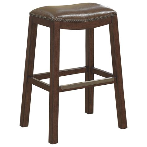 American Heritage Billiards Bar Stool by American Heritage Billiards Backless Bar Stool With