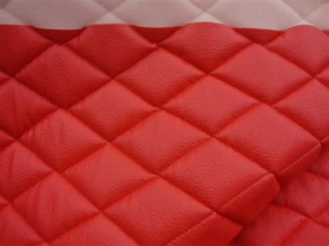 quilted vinyl fabric with 3 8 quot foam backing upholstery