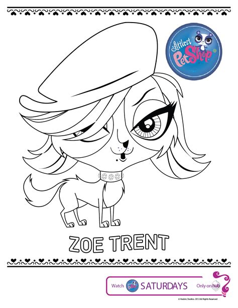 littlest pet shop coloring pages search results