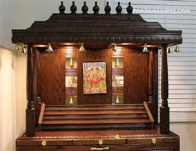 Home Mandir Design India Custom Pooja Mandirs Made In The Usa Cary Carolina