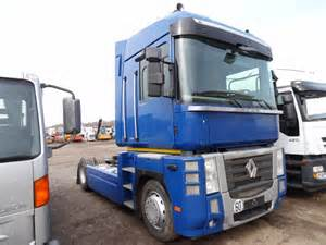 Renault Magnum Renault Magnum 480dxi Year 2011 Tractor Units Id