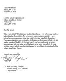 Letter Of Retirement Sles by 65 Sle Resignation Letters