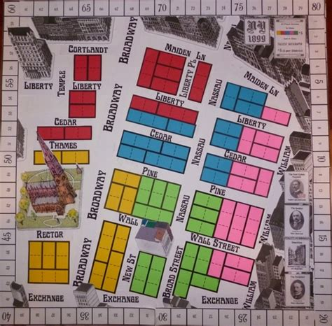 New York 1901 Eduarga Original Boardgame designer diary new york 1901 or how our family stumbled upon the board revival and went
