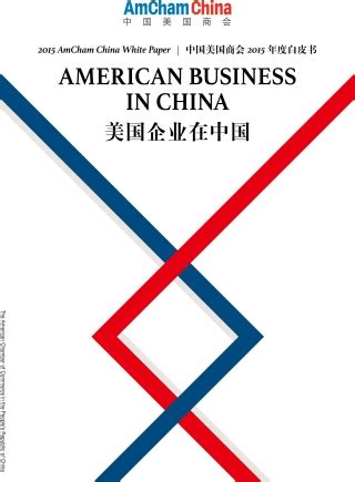 American Chamber Of Commerce In Mba by 2013 Amcham American Business In China White Paper