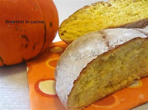 cosa cucinare con la zucca pane alla zucca divertirsi in cucina