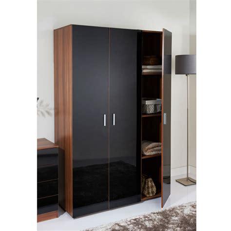 Hugo 3 Door Wardrobe Bedroom Furniture B Amp M Stores