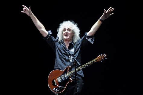 brian may dusts technology to build