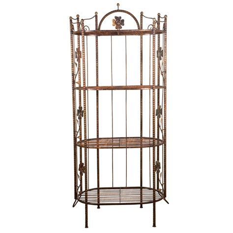 Etagere 75 Cm by Italian Metal 201 Tag 232 Re At 1stdibs