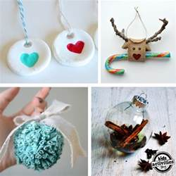 Handmade Ornament Ideas - 26 ornaments my central florida family