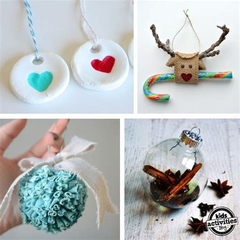easy home made christmas decorations 26 homemade ornaments