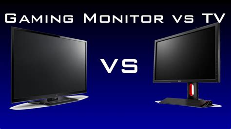 Tv Gaming why monitors are better than tv s for gaming