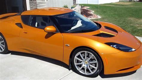 orange sales lotus evora 2011 burnt orange exterior for sale by owner