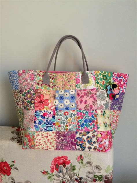 Patchwork Bags - 25 best ideas about patchwork bags on handbag
