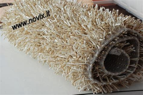tappeti shaggy tappeto shaggy 75x155 beige